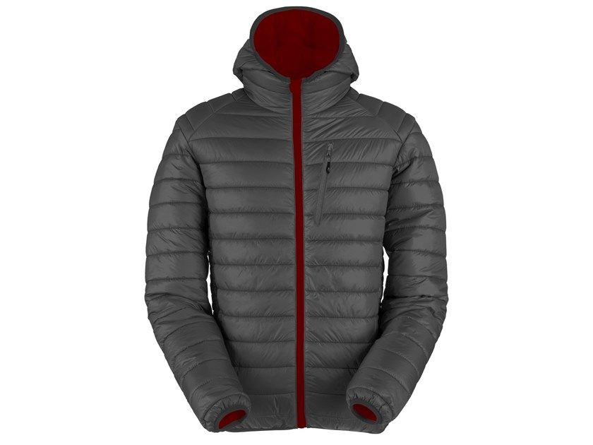 Work clothes THERMIC JACKET GRIGIO/ROSSO by KAPRIOL