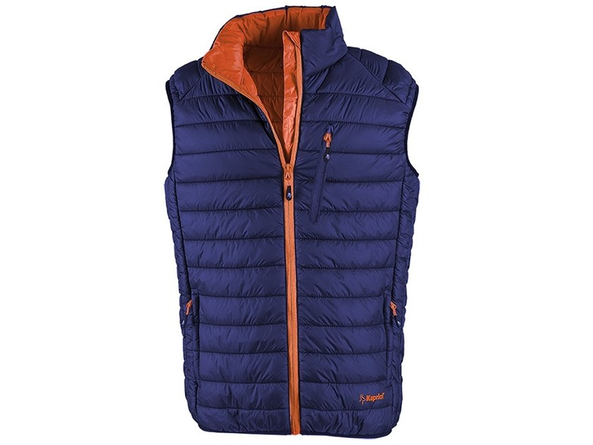 Work clothes THERMIC VEST BLU/ARANCIO by KAPRIOL