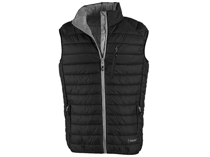 Work clothes THERMIC VEST NERO/GRIGIO by KAPRIOL