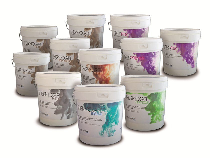 THERMOGEL PAINT Thermogel Paint di Ama Composites