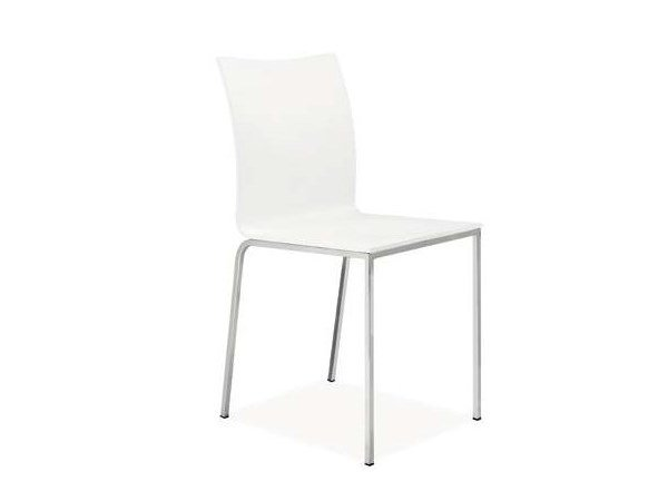 Lacquered chair THESIS by CREO Kitchens