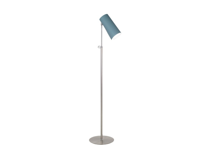 Height Adjustable Floor Lamp THEVETIA | Floor Lamp By NOIDESIGN