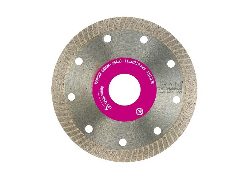 Discs THIN CUT by KAPRIOL