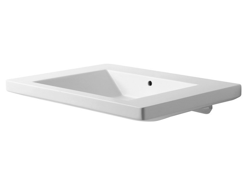 Ceramic washbasin for disabled THIN | Washbasin for disabled by Azzurra Ceramica