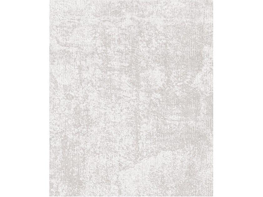 Handmade rectangular rug THREE BEIGE by Tapis Rouge