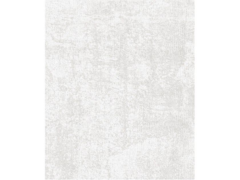 Handmade rectangular rug THREE WHITE by Tapis Rouge