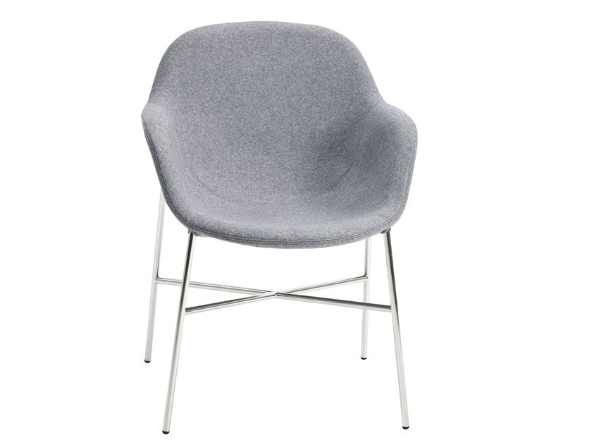 Chair with armrests TIA MARIA   Chair with armrests by Moroso