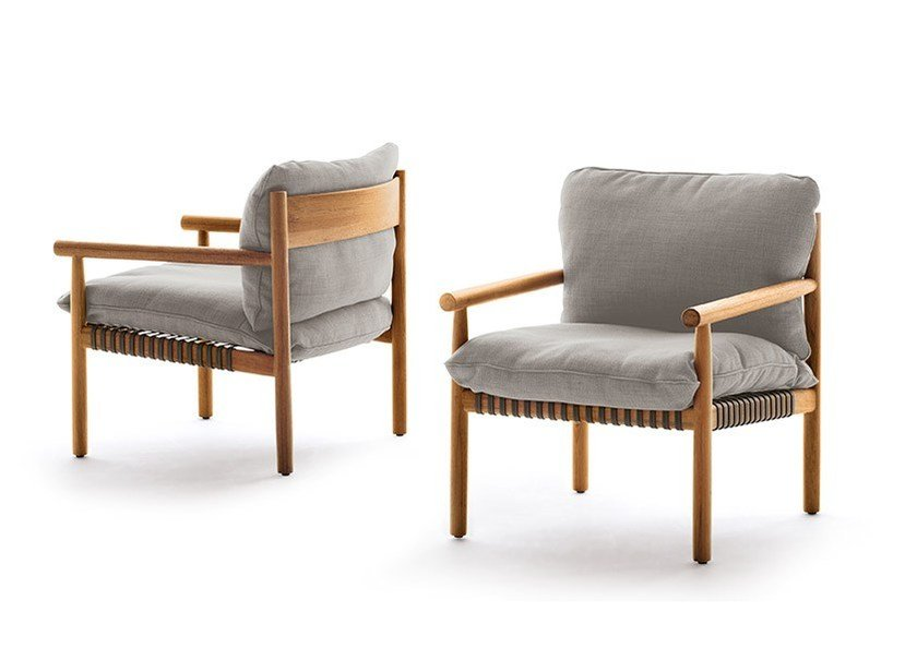 Tibbo Easy Chair Tibbo Collection By Dedon Design Barber