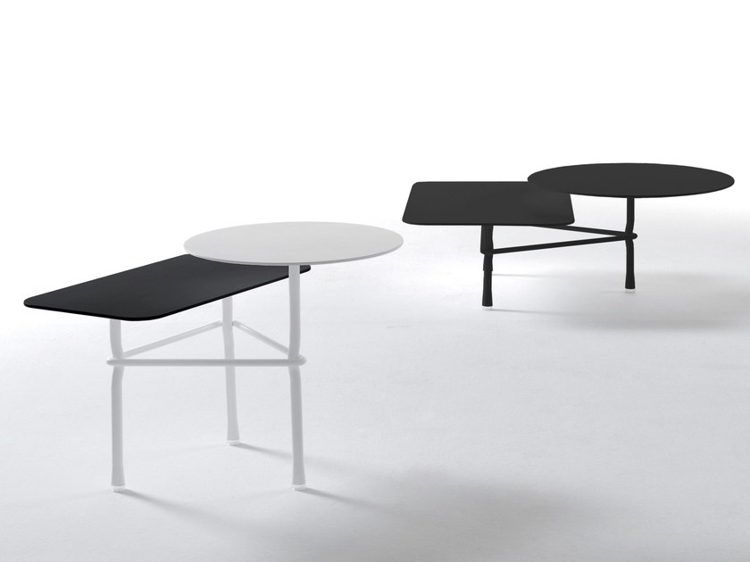 Coffee table for living room TIERS by Viccarbe