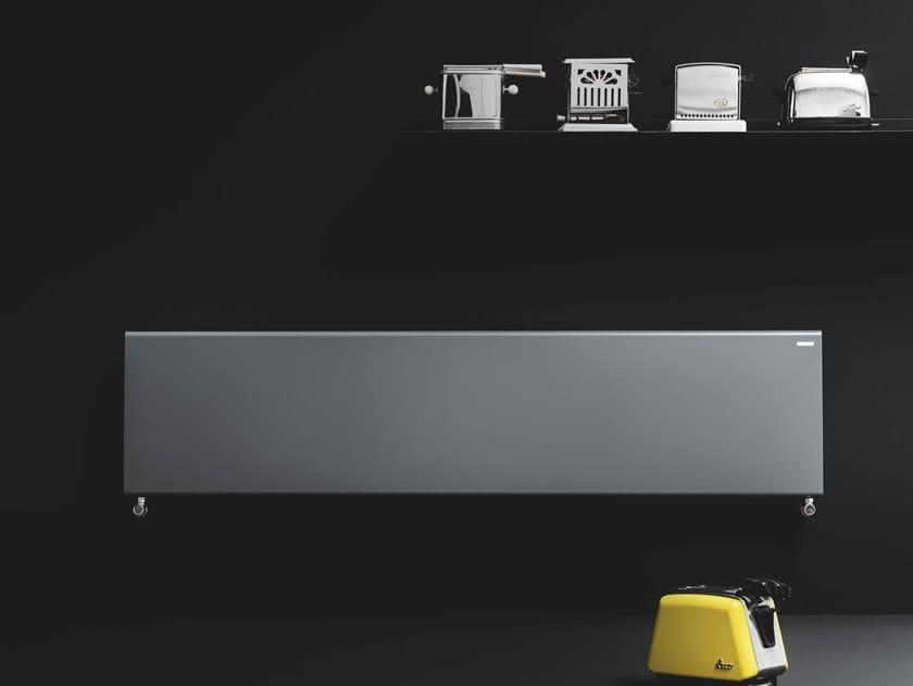 Termoarredo in acciaio al carbonio a parete TIF by ANTRAX