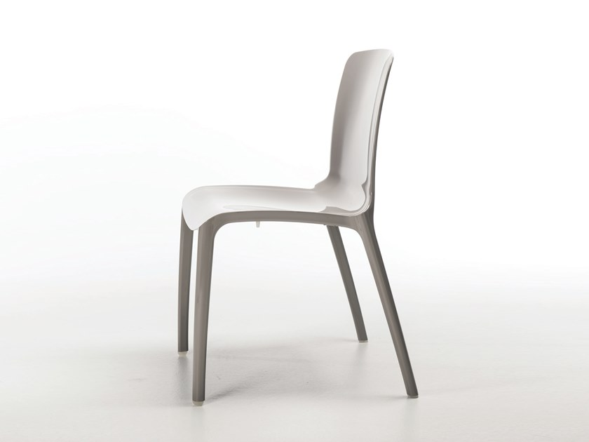 Nylon® garden chair with linking device TIFFANY | Chair by Casprini