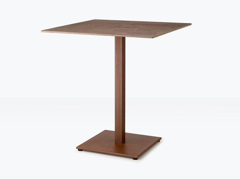 Square contract table TIFFANY | Square table by SCAB DESIGN