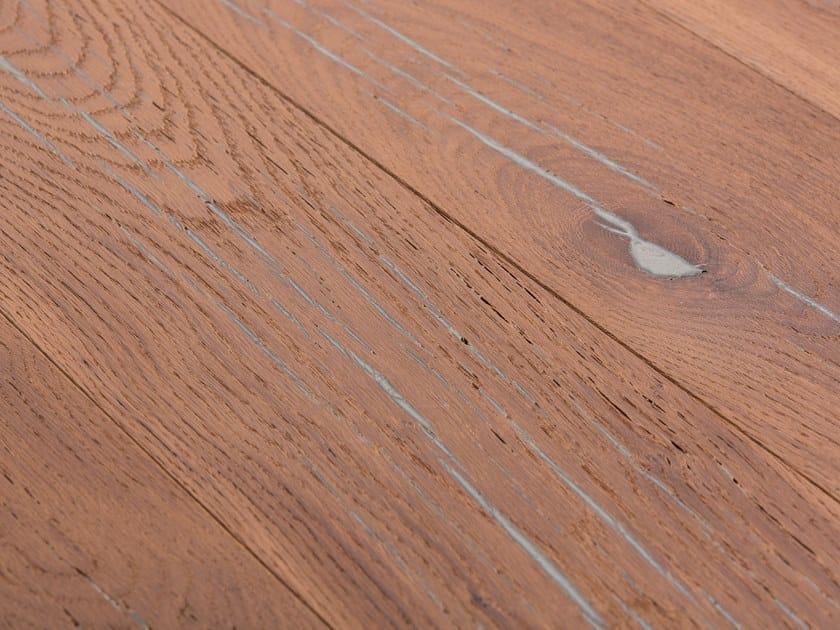Oak flooring TIGER OAK SILVER - WHITE OIL by mafi