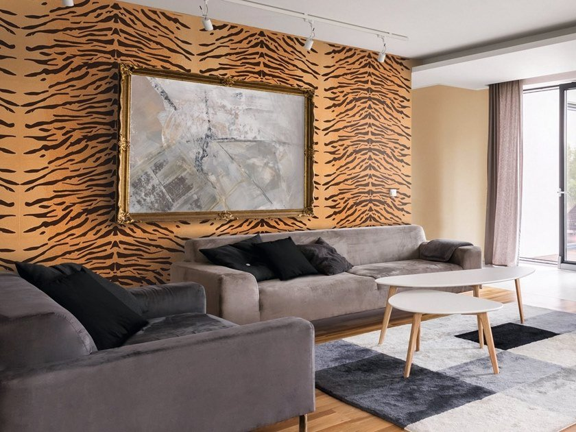 Decorative painting finish TIGER by VALPAINT