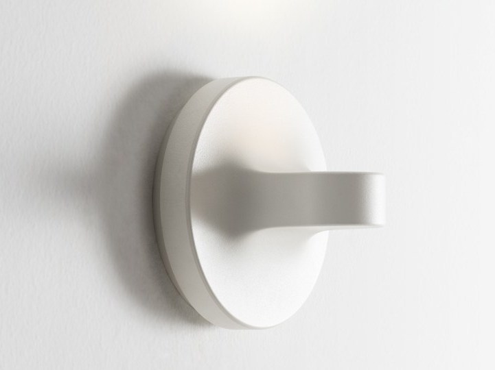 LED direct-indirect light wall light TIGIA by Artemide