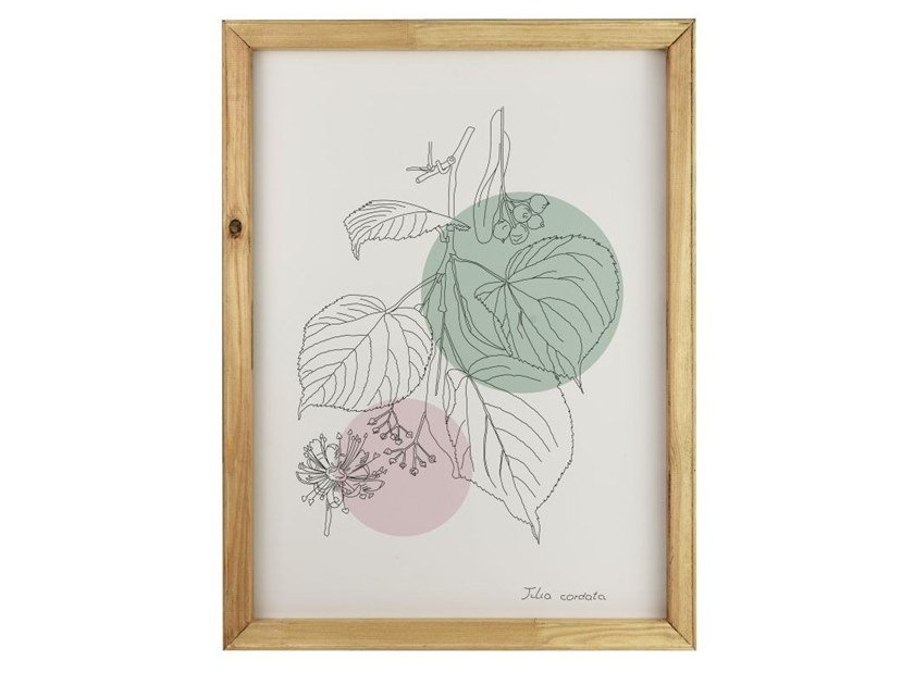 Paper Print on paper TILIA CORTADA by Gie El Home