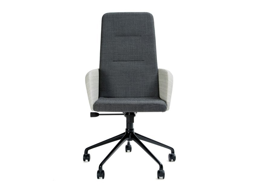 Height-adjustable task chair with 5-Spoke base TILT YXL by Inno