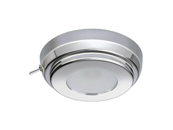LED stainless steel spotlight TIM CS 2W by Quicklighting