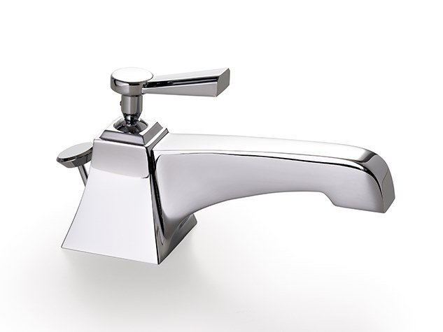 Misturador para lavatório de latão com 1 furo TIME | Misturador para lavatório com 1 furo by Devon&Devon