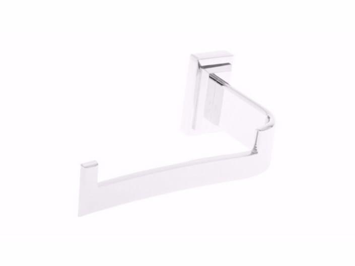 Brass toilet roll holder TIME | Toilet roll holder by GSG Ceramic Design
