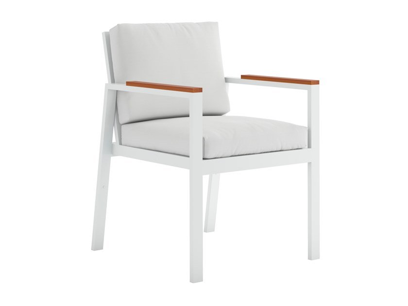 Chair with armrests TIMELESS   Chair by GANDIABLASCO