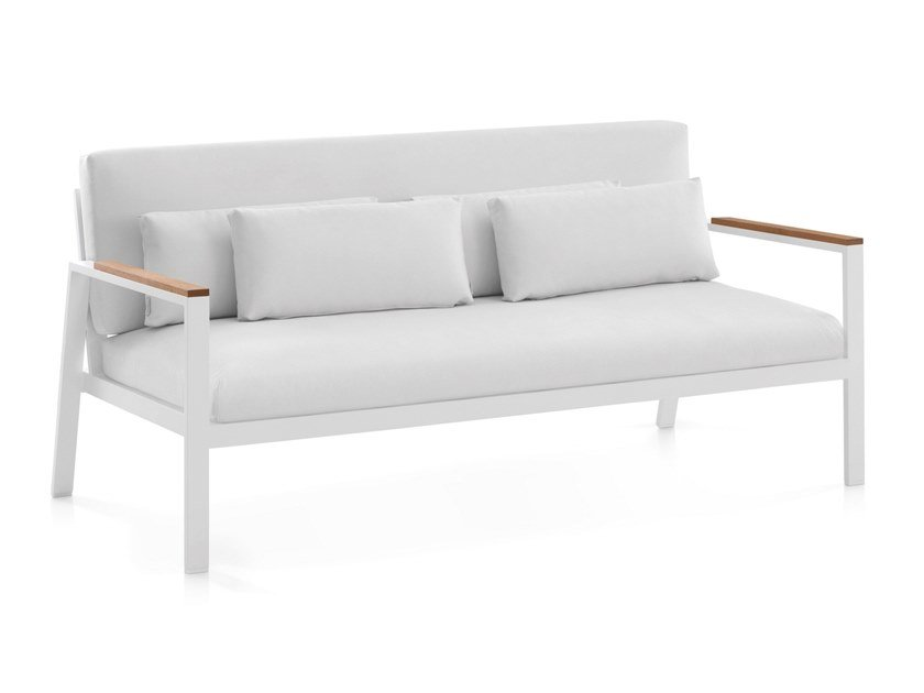 2 seater fabric sofa TIMELESS | Sofa by GANDIA BLASCO