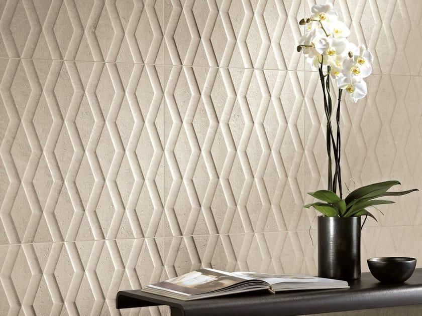 Glazed stoneware wall tiles TIMELESS STONE | Wall tiles by Ceramica Cercom