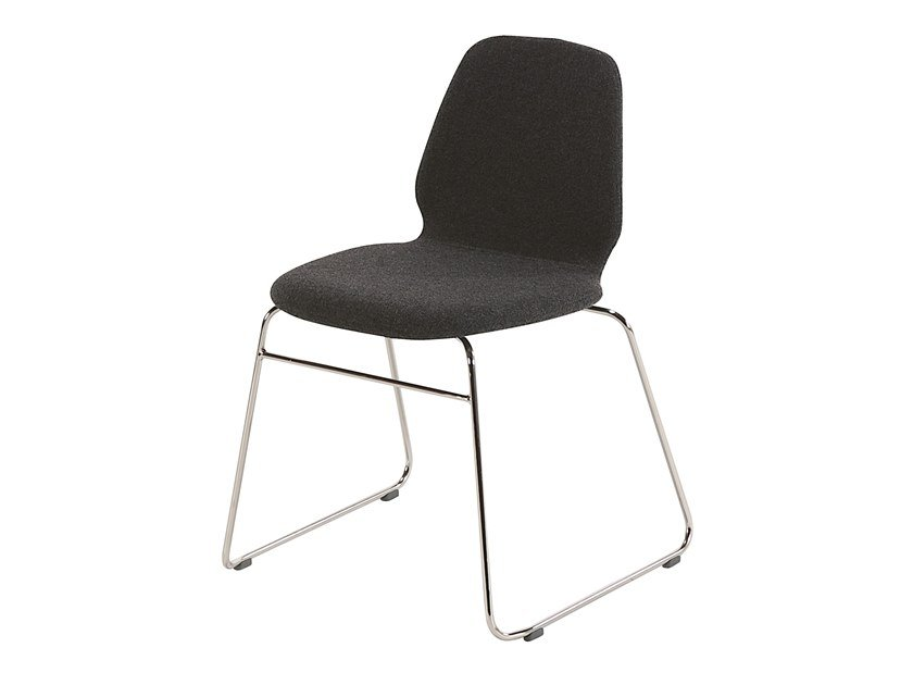 Chaise luge empilable TINDARI CHAIR - 517 by Alias