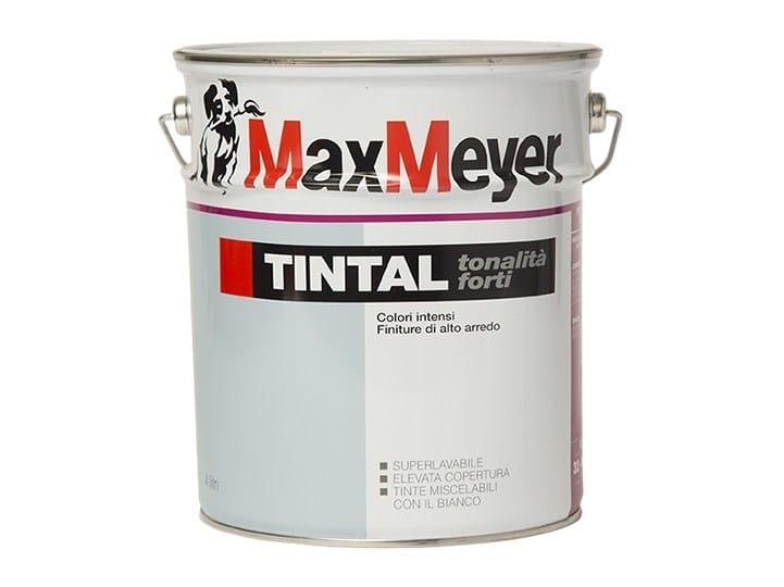 Colori Per Esterni Max Meyer : Pittura murale colorata tintal tonalitÀ forti maxmeyer