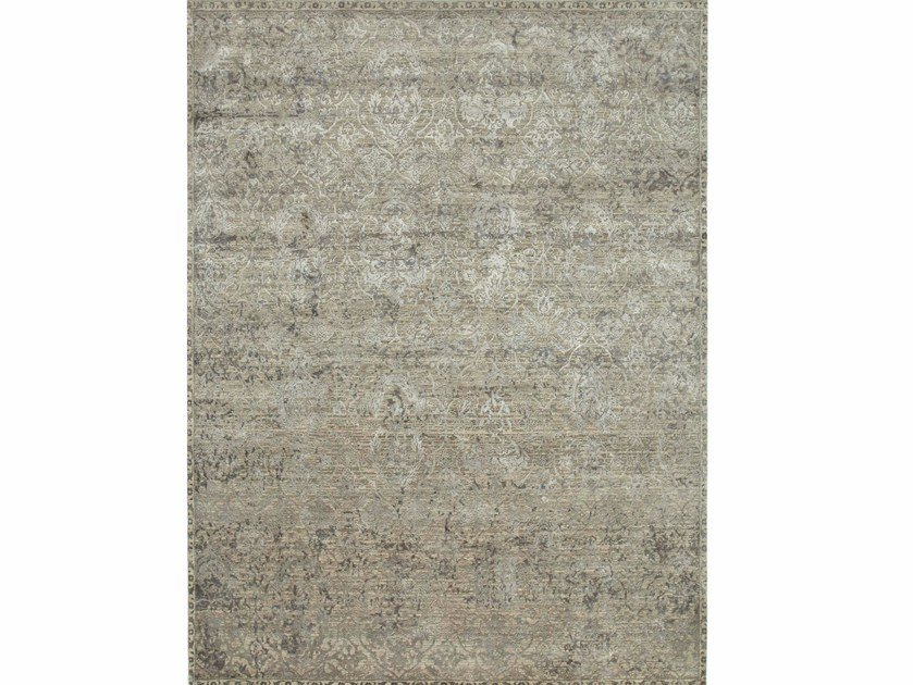 Patterned rug TIR 2 ESK-634 Classic Gray/Ashwood by Jaipur Rugs