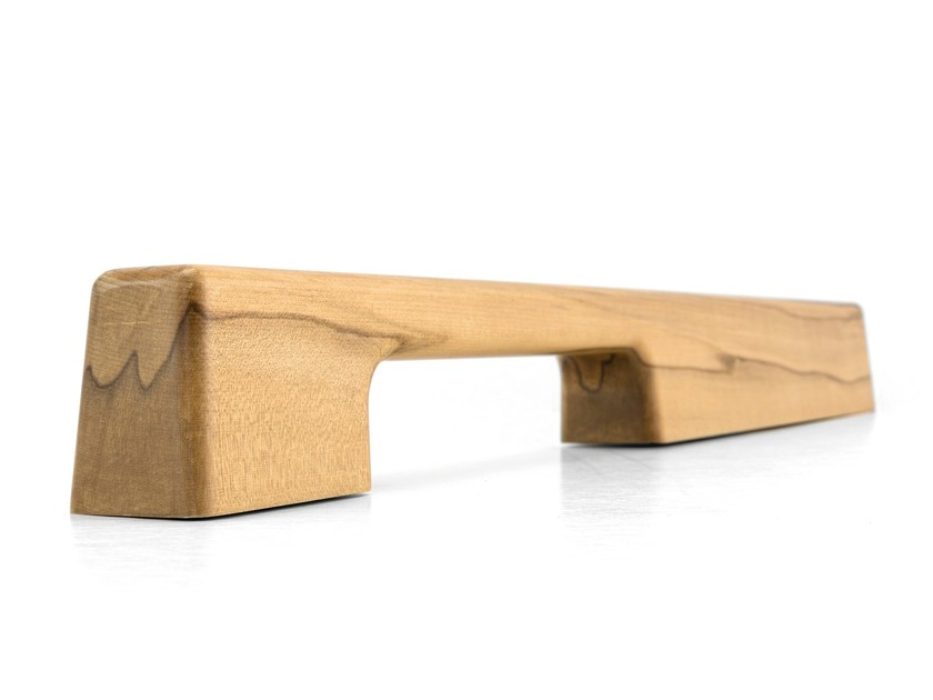 Solid wood pull handle TIRAR - BLACKHEART SASSAFRAS | Pull handle by TIRAR