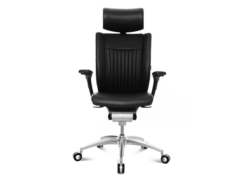 Swivel executive chair with 5-spoke base TITAN LIMITED S | Executive chair by WAGNER