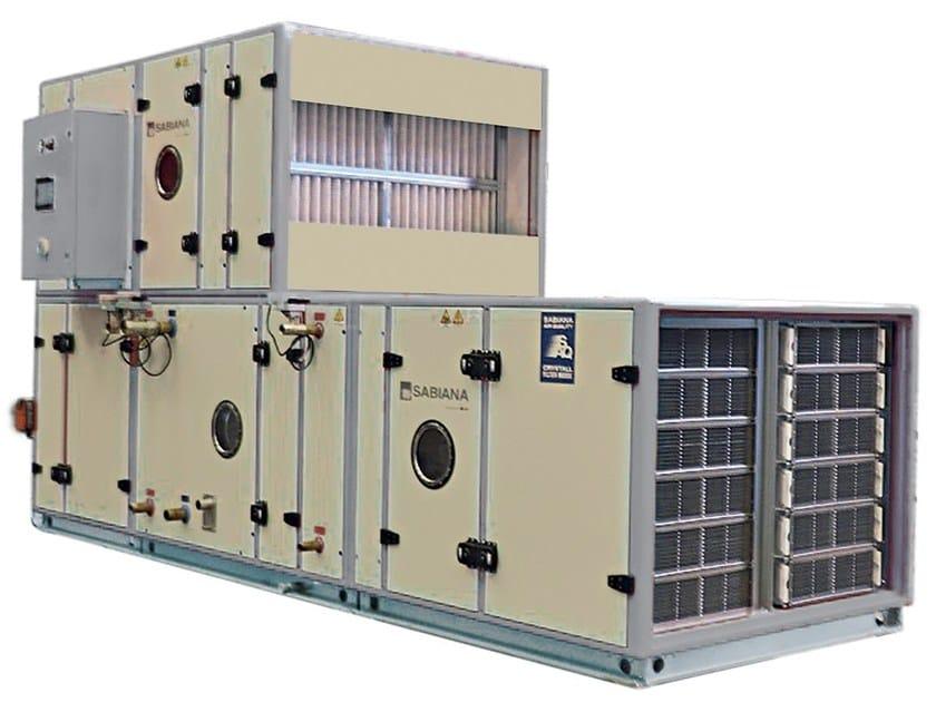 Built-in air treatment unit TITAN by SABIANA