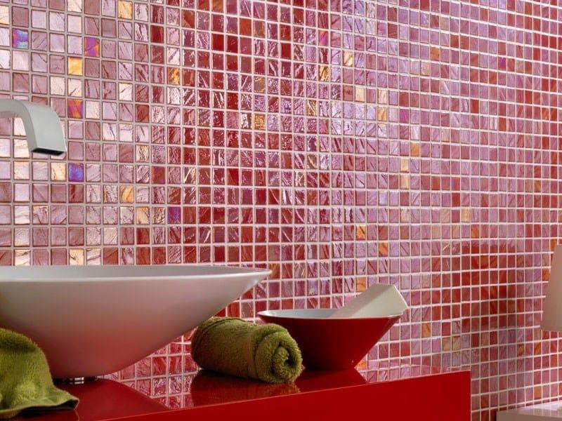 Glass mosaic TITANIUM by VIDREPUR