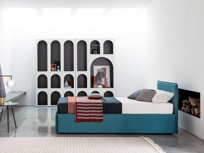 Storage bed single bed TITTI by Bonaldo