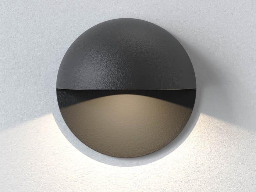 Segnapasso a LED in alluminio per esterni TIVOLA   Segnapasso by Astro Lighting