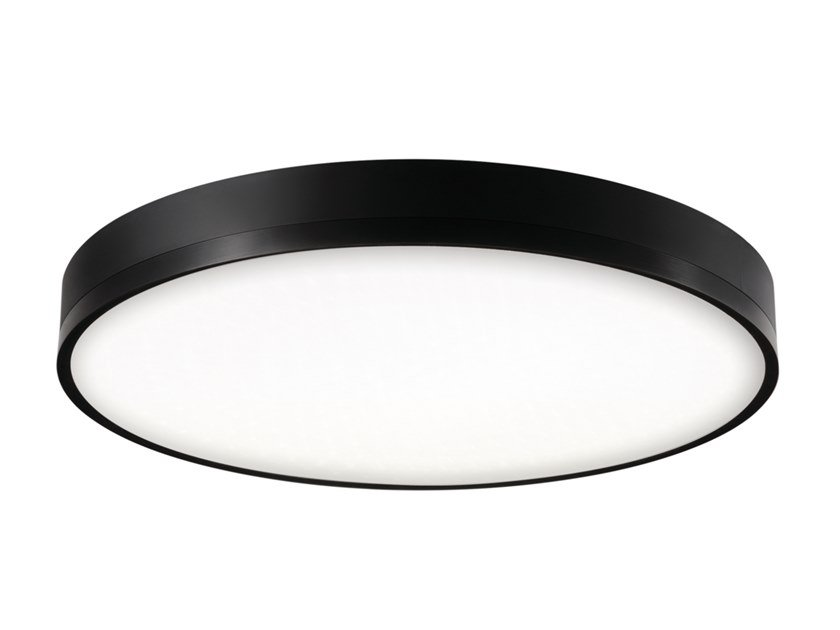 LED powder coated aluminium ceiling light TLON LIGHT SURFACE by LUG Light Factory