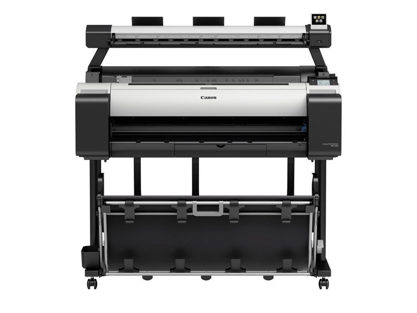 Plotter multifunzione formato A0 entry level imagePROGRAF TM-300/L36ei by Canon