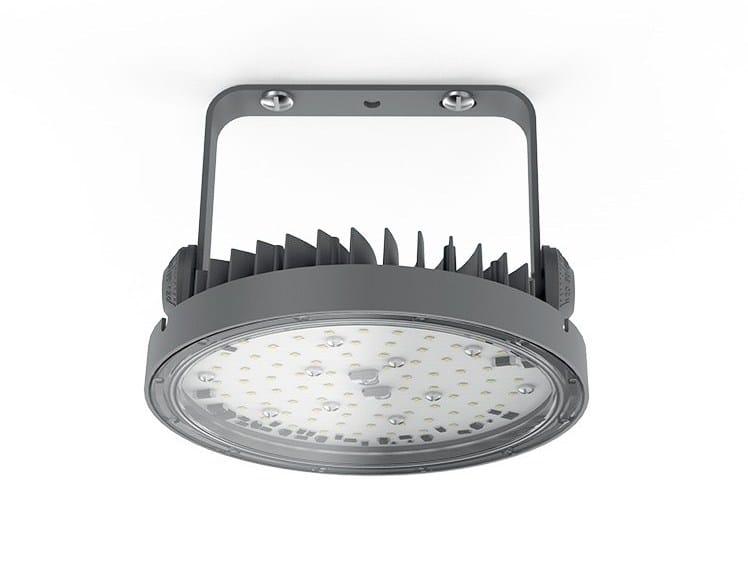 LED die cast aluminium ceiling lamp TM | Ceiling lamp by LANZINI