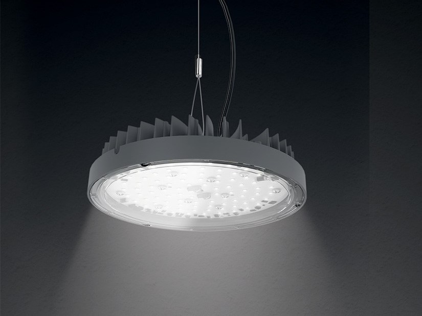 LED aluminium pendant lamp TM | Pendant lamp by LANZINI