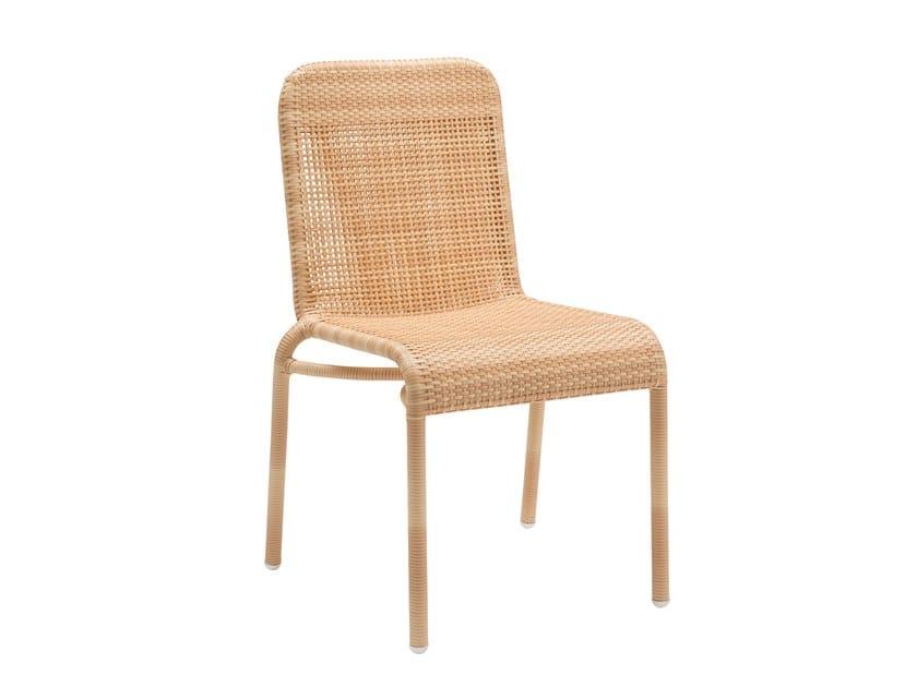 Stackable garden chair TOBAGO   Garden chair by Kok Maison