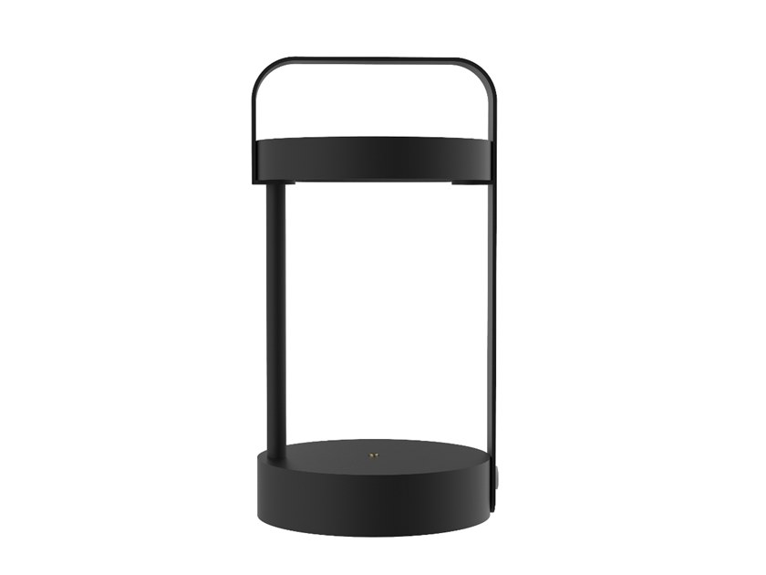 LED table lamp with rechargeable battery TOCA'M by luxcambra