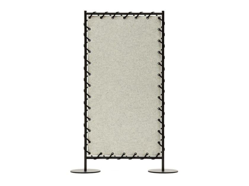 Felt room divider TOERN | Room divider by HEY-SIGN