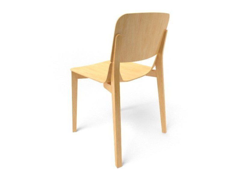 In TonLeaf Legno Chair com Archiproducts Sedia nwN8vm0O