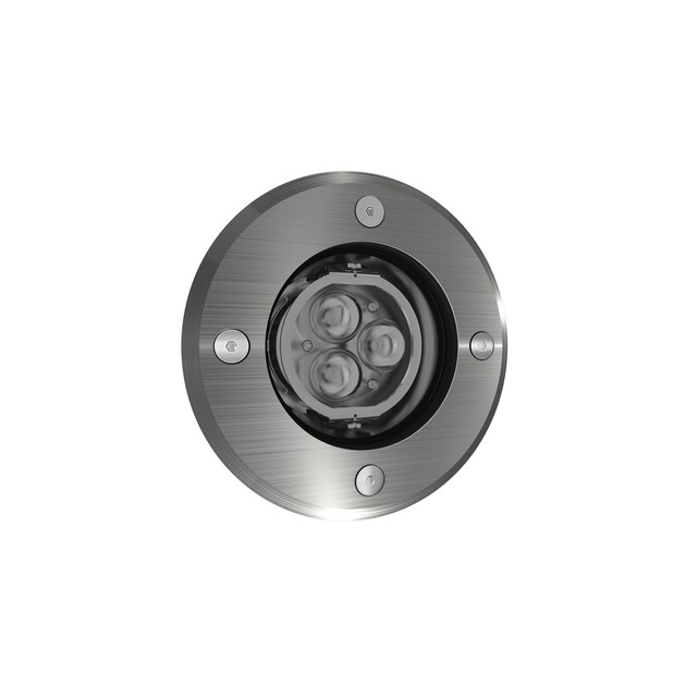LED recessed Outdoor spotlight TONDO 3 by NEXO LUCE