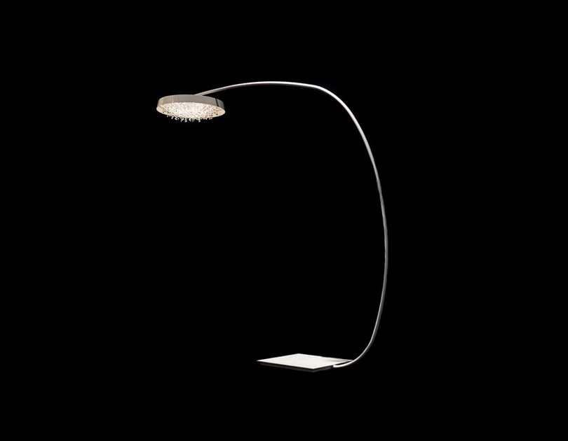 Halogen floor lamp TONDO F | Floor lamp by Manooi