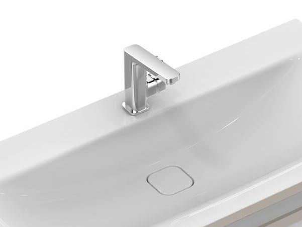 Mitigeur d'évier à poser Monocommande avec limiteur de température TONIC II 135 mm - A6332 by Ideal Standard