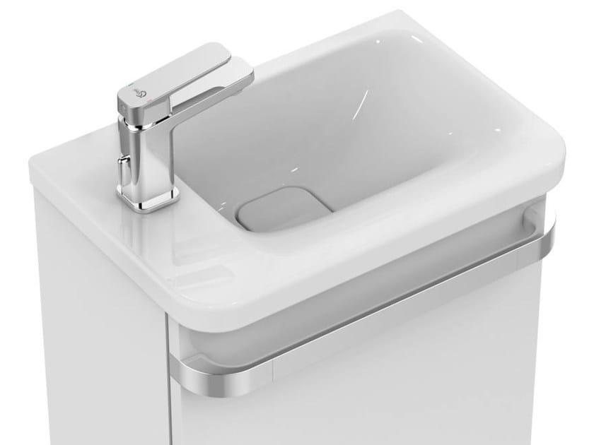 Rectangular ceramic handrinse basin TONIC II - K0866 By Ideal ...