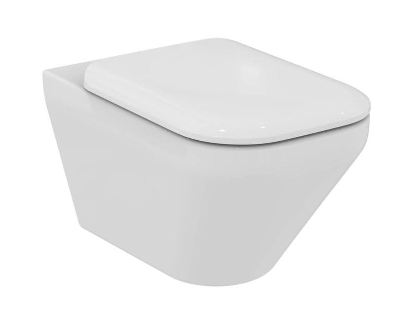 WC suspendu en céramique TONIC II - K3166 by Ideal Standard
