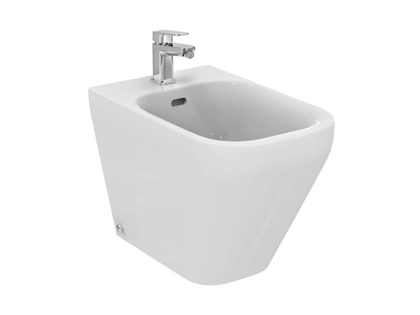 Ceramic bidet TONIC II - K5238 By Ideal Standard design ARTEFAKT ...